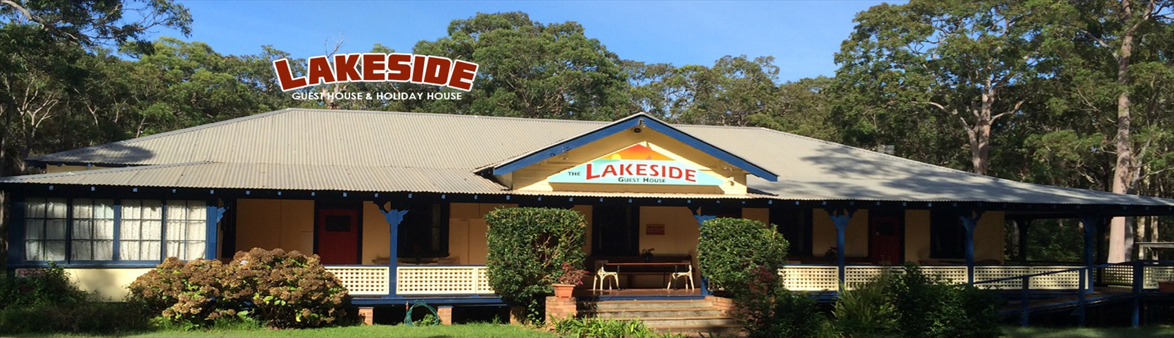 The Lakeside Guesthouse Lake Macquarie