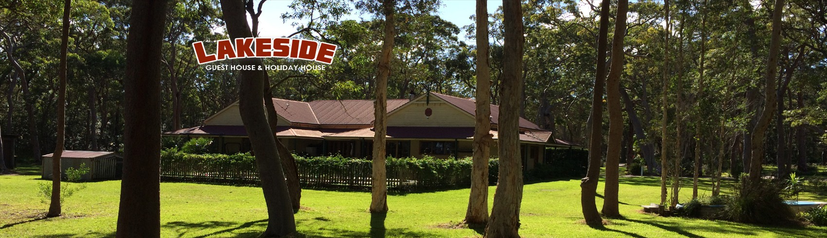 The Lakeside Holiday House - Lake Macquarie